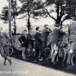 Cycling group - possibly around the time the Weston Wheelers were established.